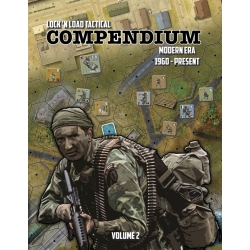 Lock'N Load Tactical Compendium Vol 2 Modern Era