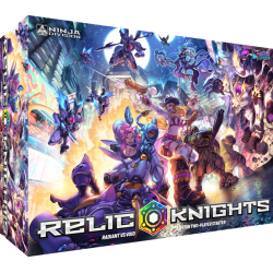 Relic Knights: 2nd Edition 2-Player Starter