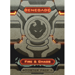 Fire & Chaos: Renegade Booster Pack