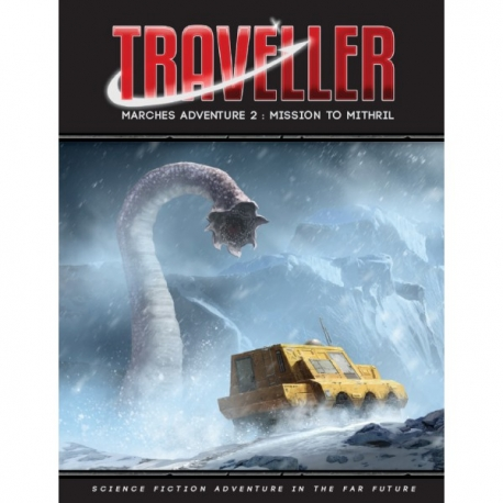 Traveller: Marches Adventure 2: Mission to Mithril