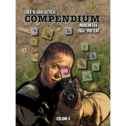 Lock'N Load Tactical Compendium Vol 4 Modern Era