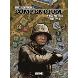 Lock'N Load Tactical Compendium Vol 3 World War II Era