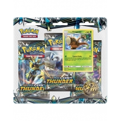 Pokemon TCG: Sun & Moon 8 Lost Thunder Blister