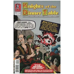 Knights of the Dinner Table Issue No. 260