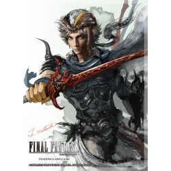 Final Fantasy TCG: FF2 - Firion DPD Sleeves