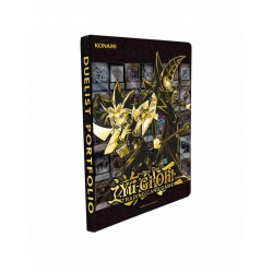 Yu-Gi-Oh TCG: Golden Duelist Collection 9-pocket Duelist Portfolio