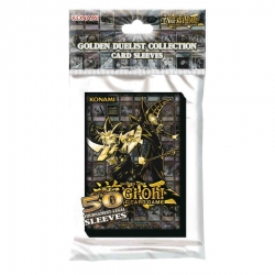 Yu-Gi-Oh TCG: Golden Duelist Collection Card Sleeves (Pack of 50)