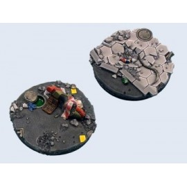 Urban Fight Bases Round 50mm