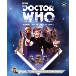 The Third Doctor Sourcebook