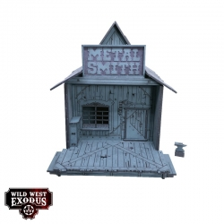 Red Oak Metal Smith