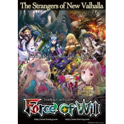 FOW Valhalla Cluster 2: The Strangers of New Valhalla Booster Display