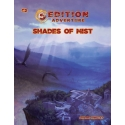5th Edition Adventures: C2 - Shades of Mist (5th Ed. D&D Adv.)