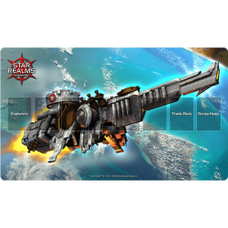 Star Realms Playmat Destroyer Mech
