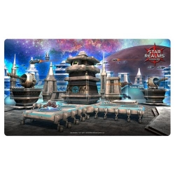 Star Realms Playmat Ion Station