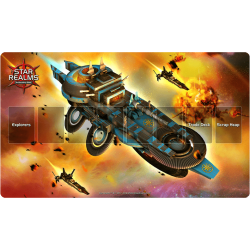 Star Realms Playmat Light Cruiser
