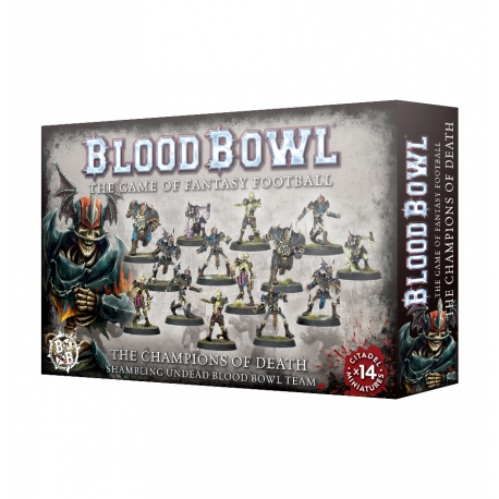 Champions Of Death Blood Bowl Team