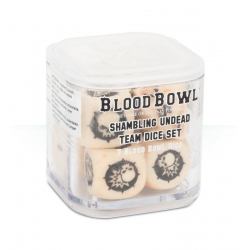 Blood Bowl: Shambling Undead Dice