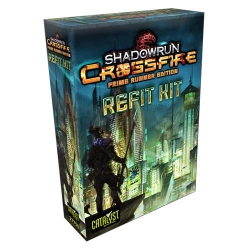 Shadowrun Crossfire Prime Runner Refit Kit
