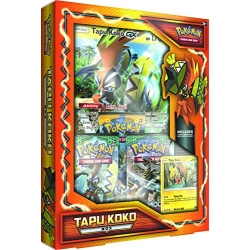 Pokemon TCG: Tapu Koko Box