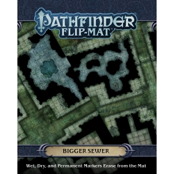 Pathfinder Flip-Mat: Bigger Sewer