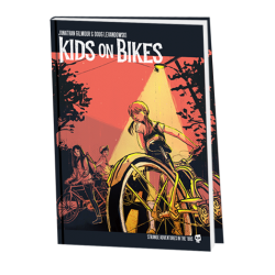 Kids on Bikes Softcover