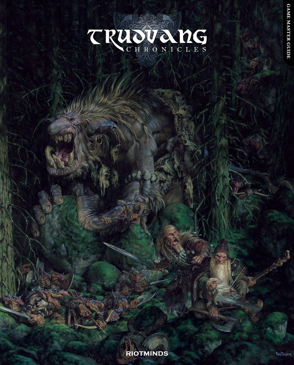 Adeptus Steve Is Creating Wild Life trudvang chronicles: player's handbook - trudvang chronicles