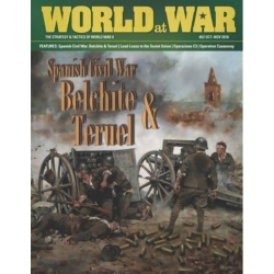 World at War Issue No. 62 (Spanish Civil War Battles)