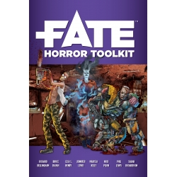 Fate Horror Toolkit Supplement