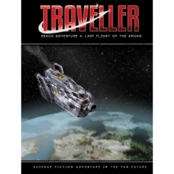 Traveller: Last Flight of the Amuar
