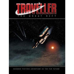 Traveller: The Great Rift Box Set
