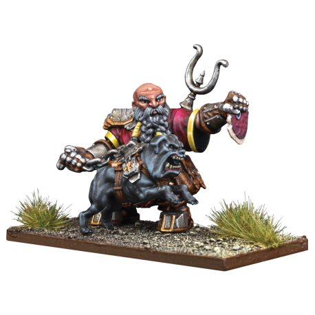Dwarf Support Pack: Mastiff Packmaster