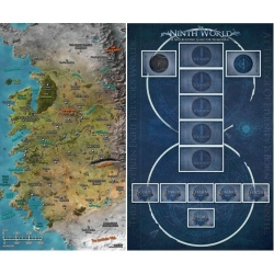 The Ninth World Play Map