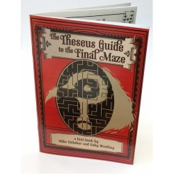 The Maze of Games: Theseus Guide to the Final Maze