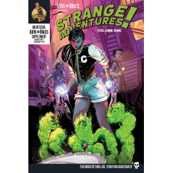 Kids on Bikes: Strange Adventures Vol.1 (Softcover)