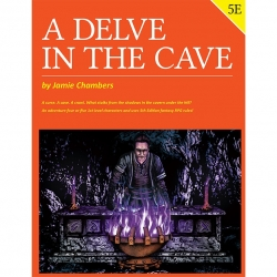 A Delve In The Cave