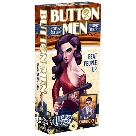 Button Men: Beat People Up