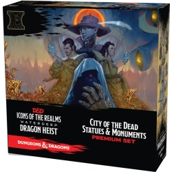 Dungeons and Dragons Icons of the Realms: Set 9 Case Incentive