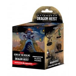 Dungeons and Dragons Icons of the Realms Set 9 Booster Brick (8 Boosters)
