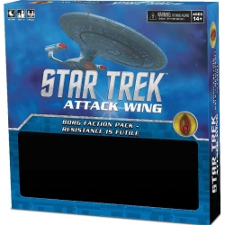 Star Trek Attack Wing: Borg Faction Pack: Resistance Is Futile