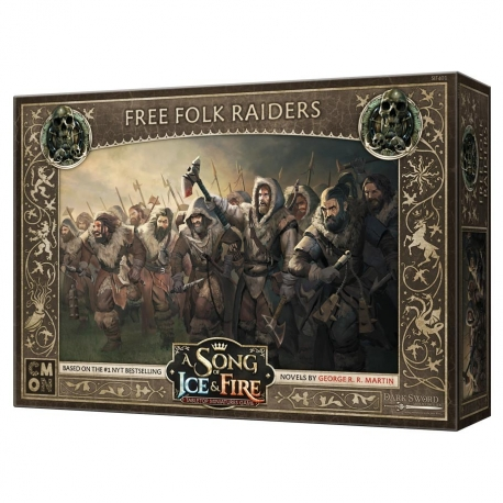 A Song Of Ice and Fire: Free Folk Raiders