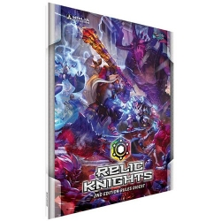 Relic Knights: 2nd Edition Digest Rulebook