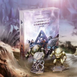 Anachrony Exosuit Commander Pack Expansion