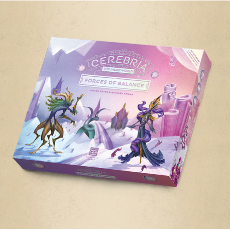 Cerebria: The Inside World: Forces of Balance Expansion