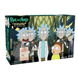 Rick and Morty: Close Rick Counters of the Rick Kind Deck Building