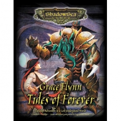 Grace Flynn: Tides of Forever Softcover