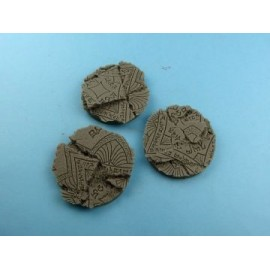50mm Round Shrine Bases