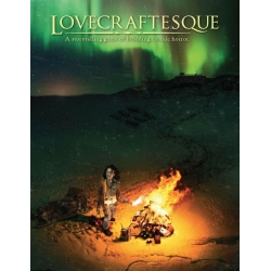 Lovecraftesque (Hardcover) RPG