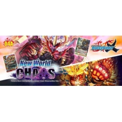 New World Chaos Booster Pack: Alternative Volume 4