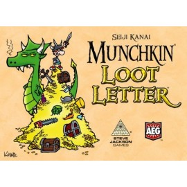 Loot Letter Clamshell