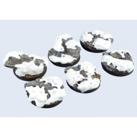 Winter Shale Bases, Round 40mm (2)